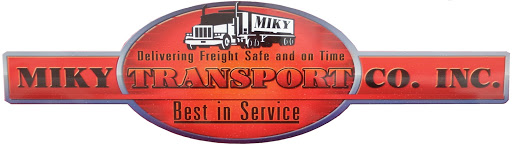 Fort Wayne Freeze Hockey is sponsored by Miky Transport Co